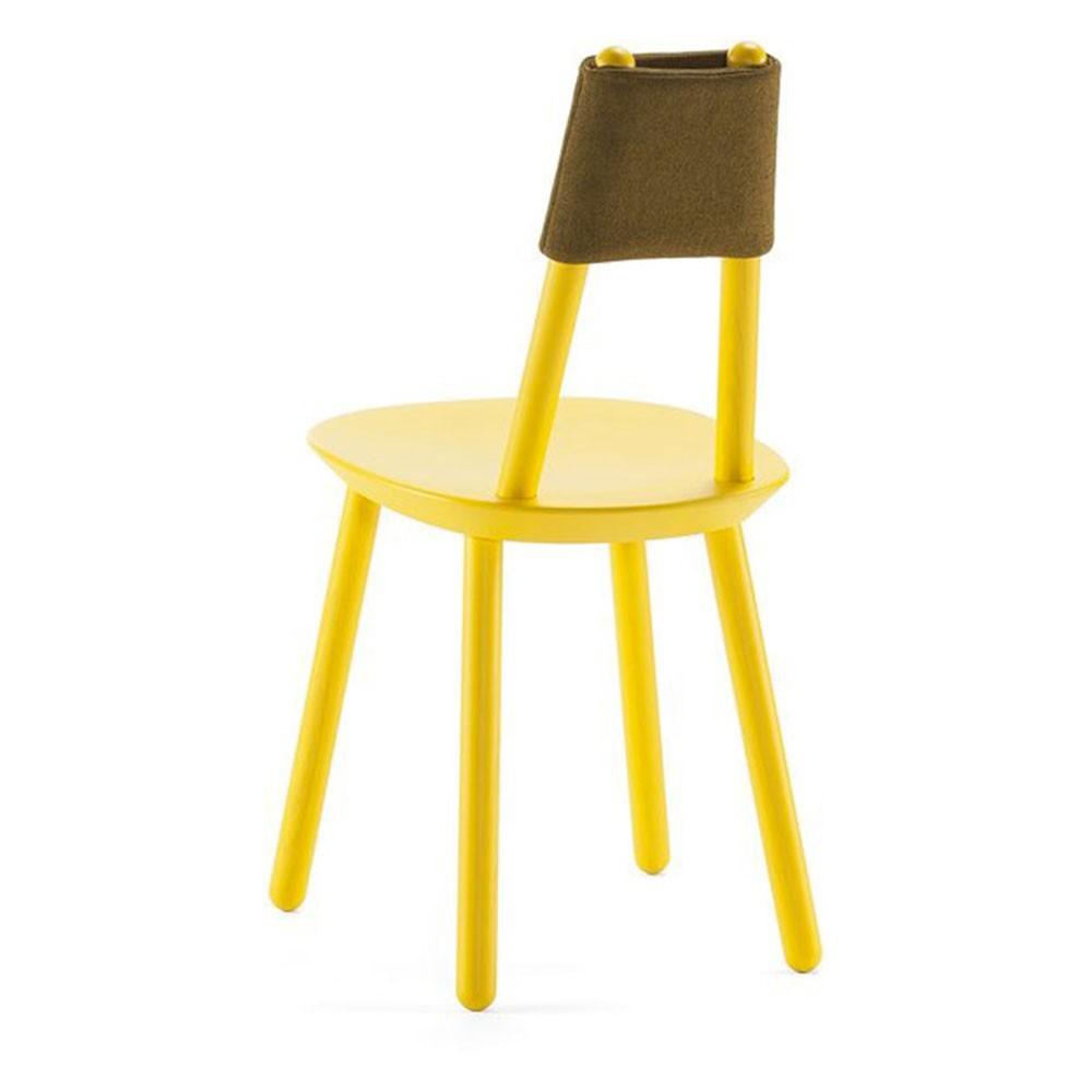 Naïve chair yellow Emko