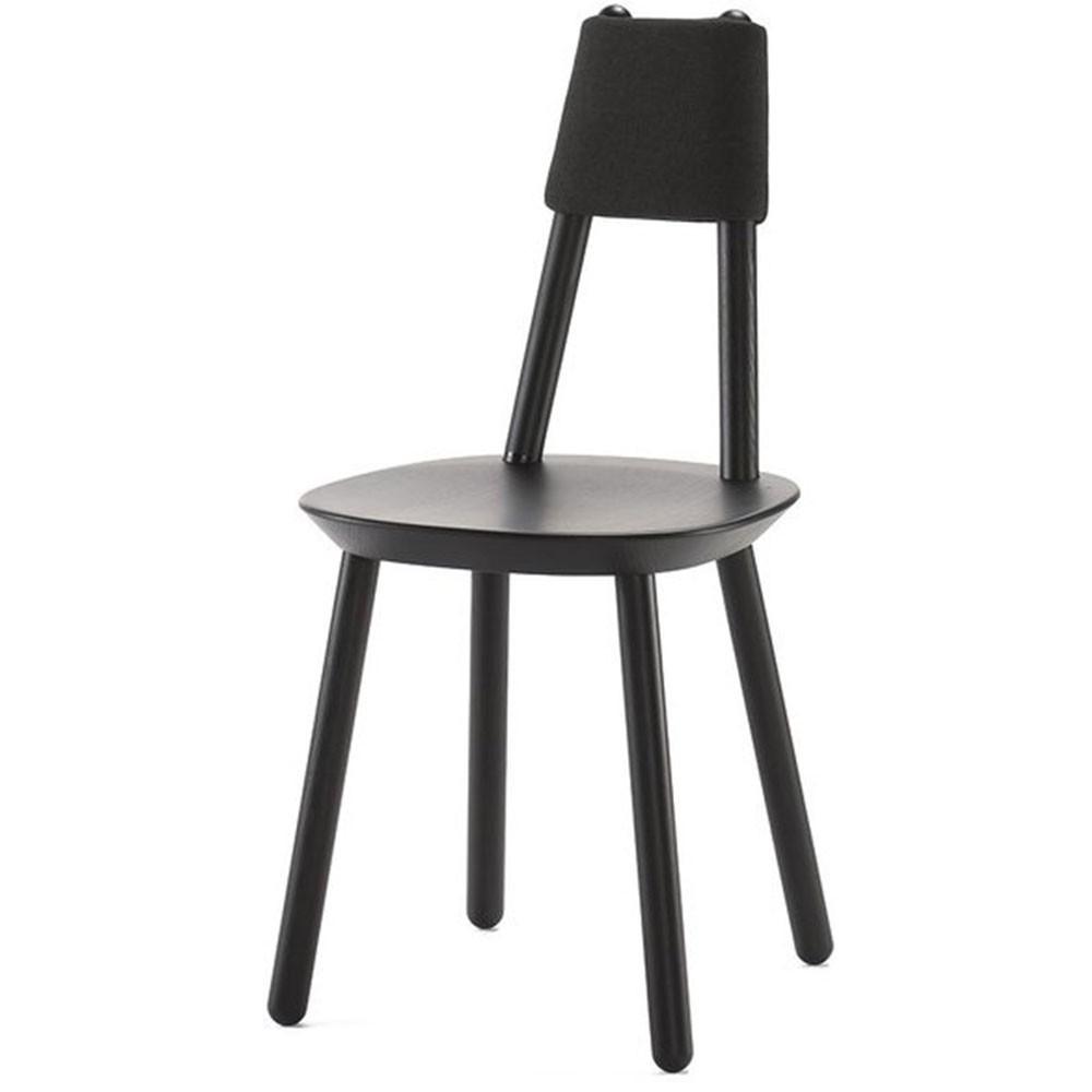Naïeve stoel zwart Emko