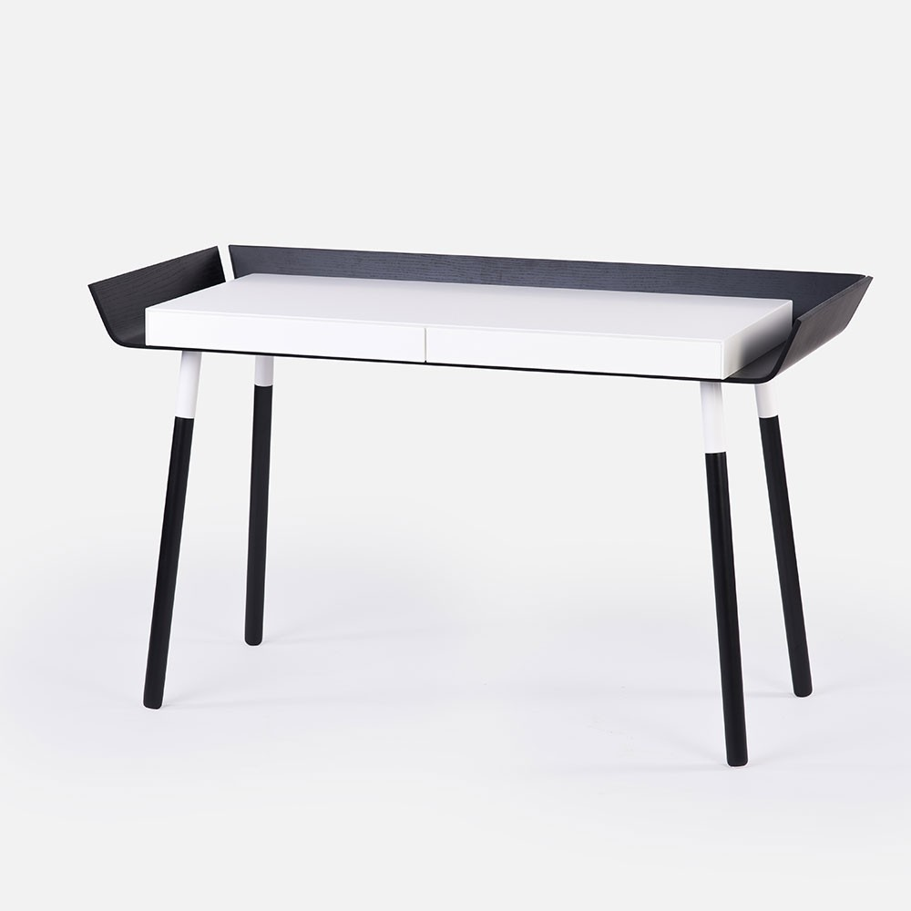 My Writing Desk black L Emko