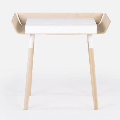 Mijn schrijftafel wit S Emko
