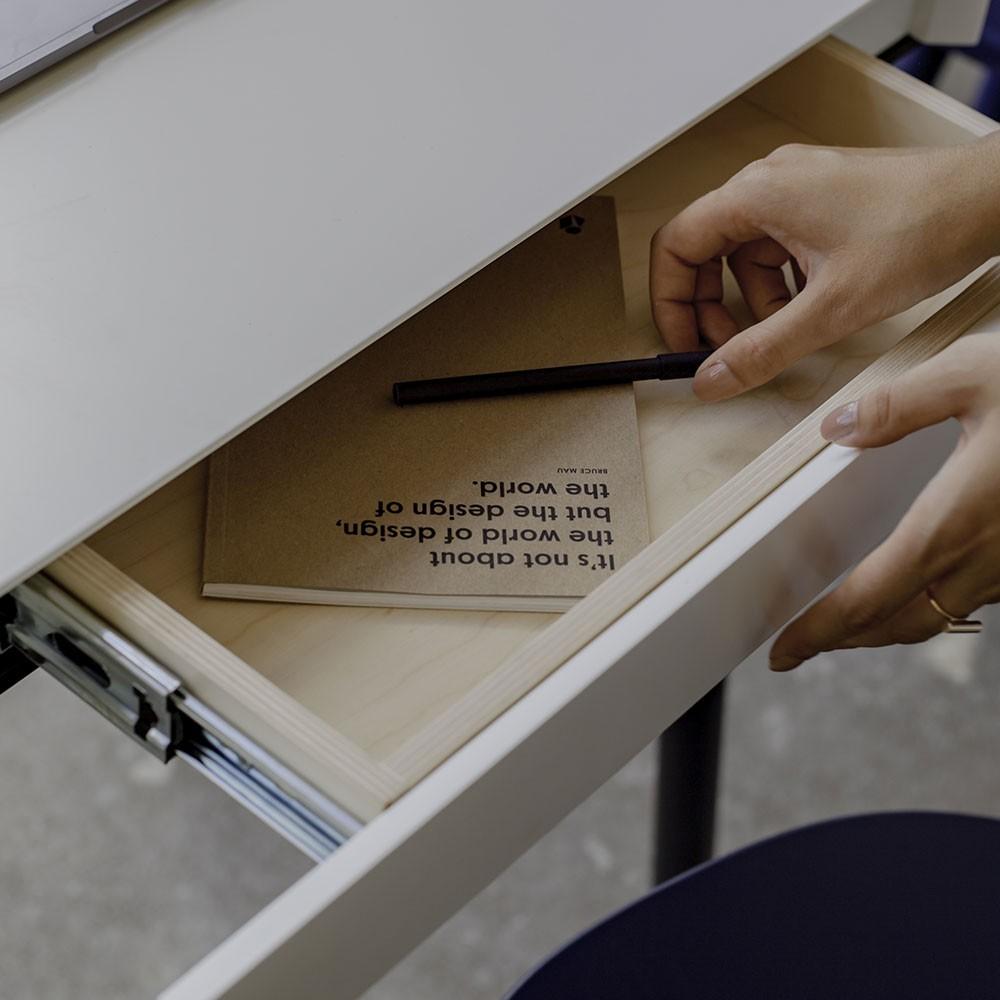 My Writing Desk black S Emko