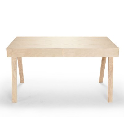 4.9 desk european ash L Emko