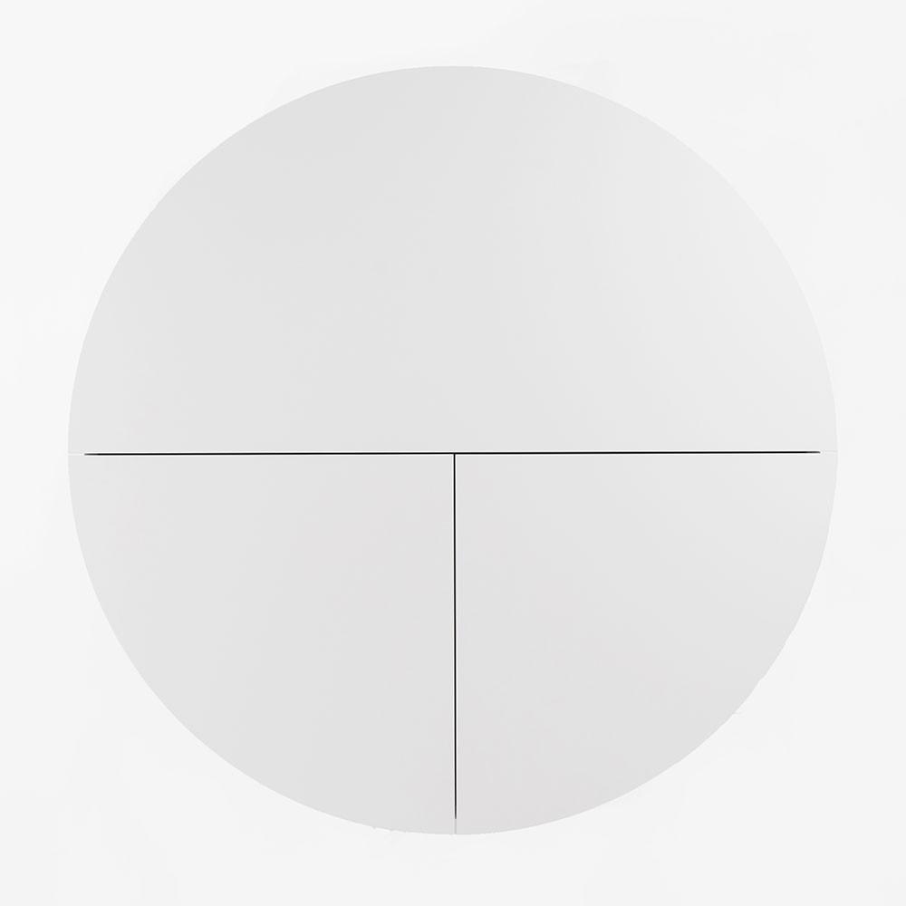 Bureau mural Pill blanc Emko
