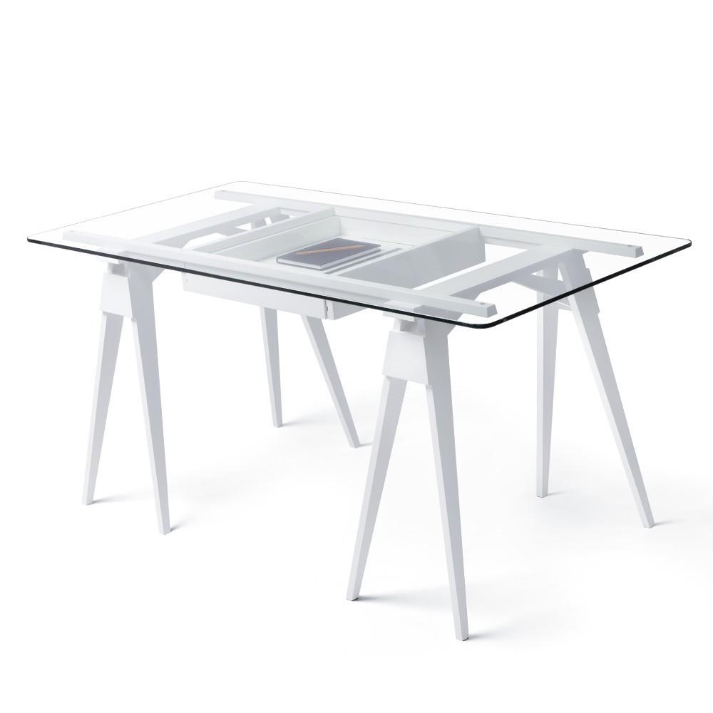 Arco desk white Design House Stockholm