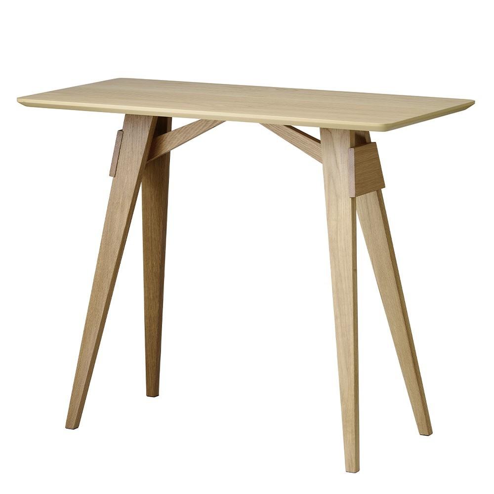 Arco side table oak Design House Stockholm