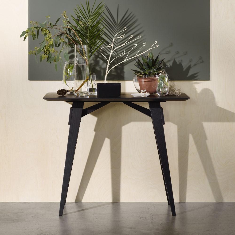 Arco bijzettafel zwart Design House Stockholm