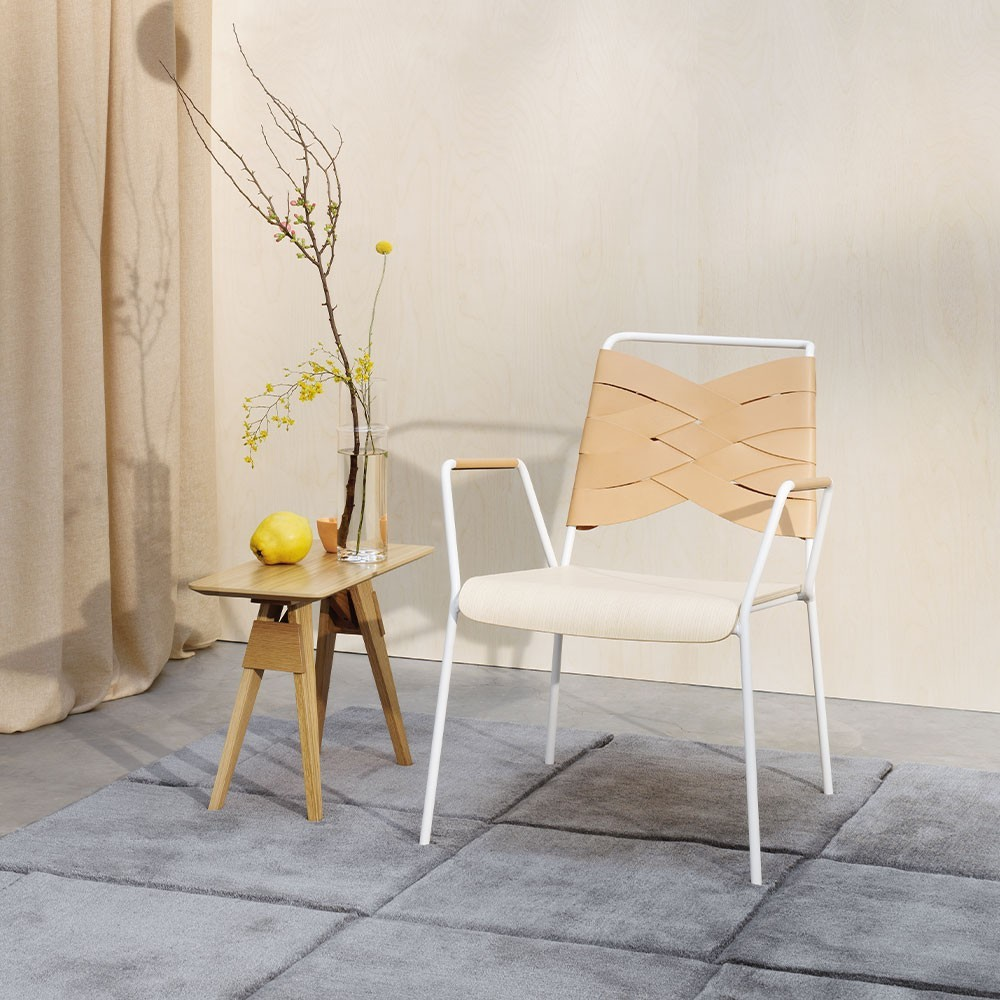 Arco small table oak Design House Stockholm