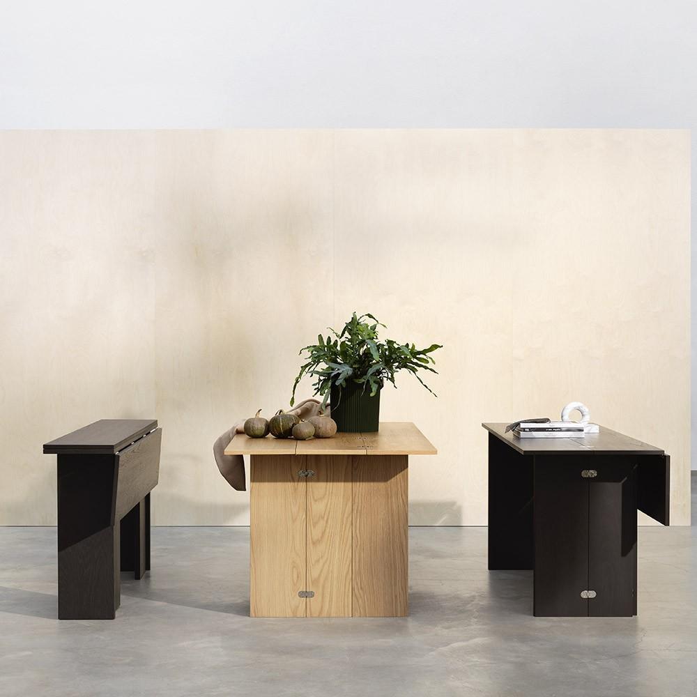 Flip table black Design House Stockholm