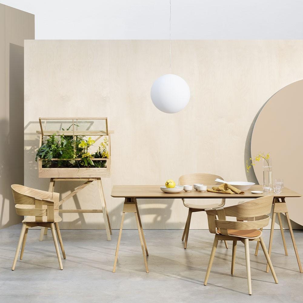 Luna pendant lamp L Design House Stockholm
