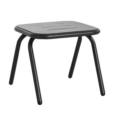 Ray lounge table charcoal black Woud