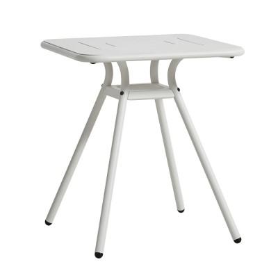 Table de café Ray Square blanc Woud