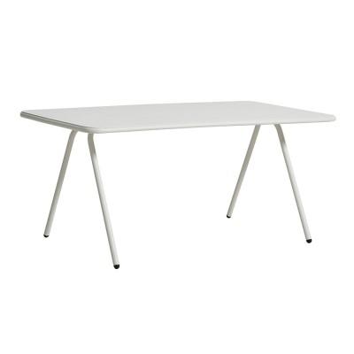 Table à manger Ray blanc 160 cm Woud