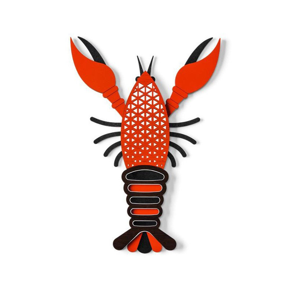 The Lobster wall decoration n°1 Umasqu