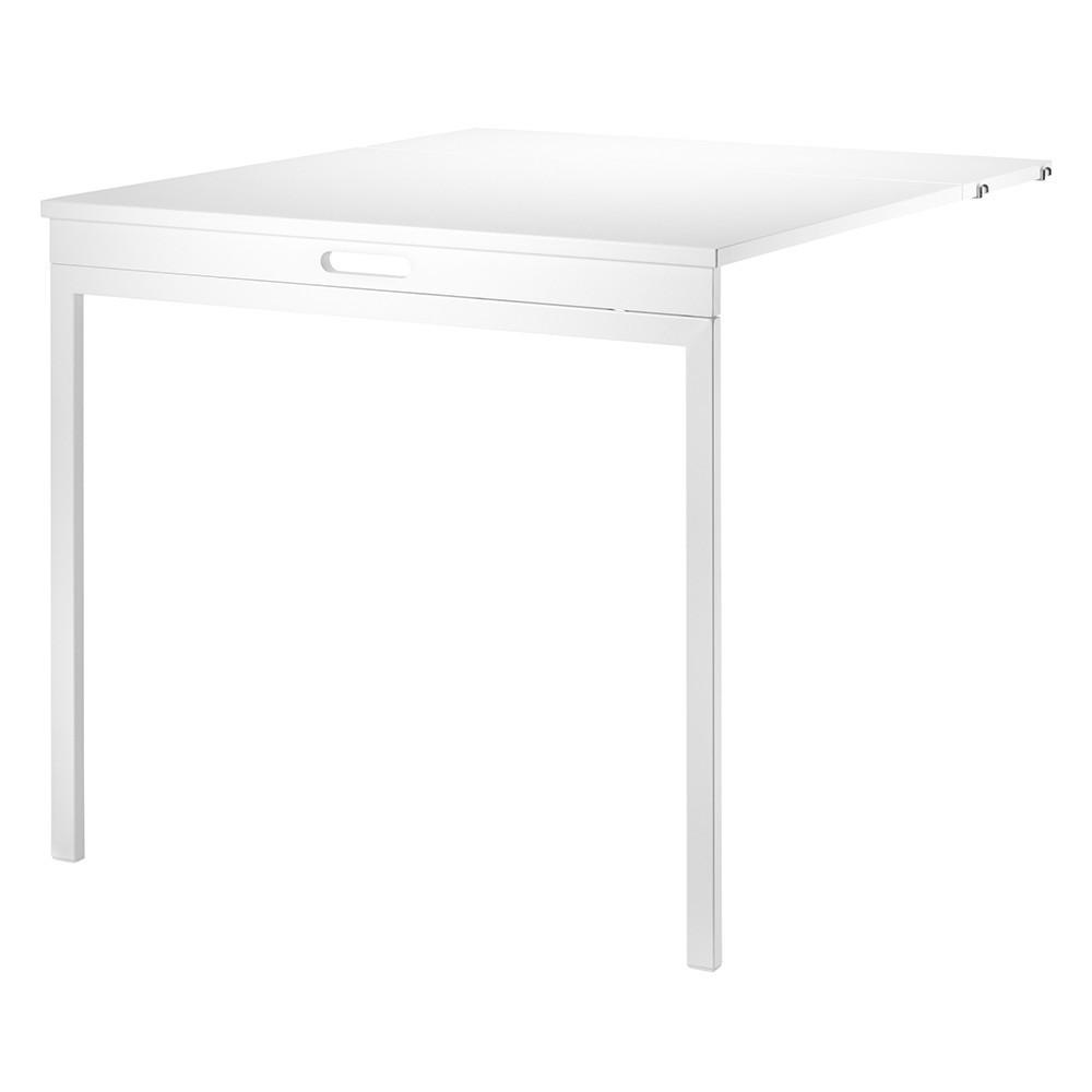 Folding table white for String system String