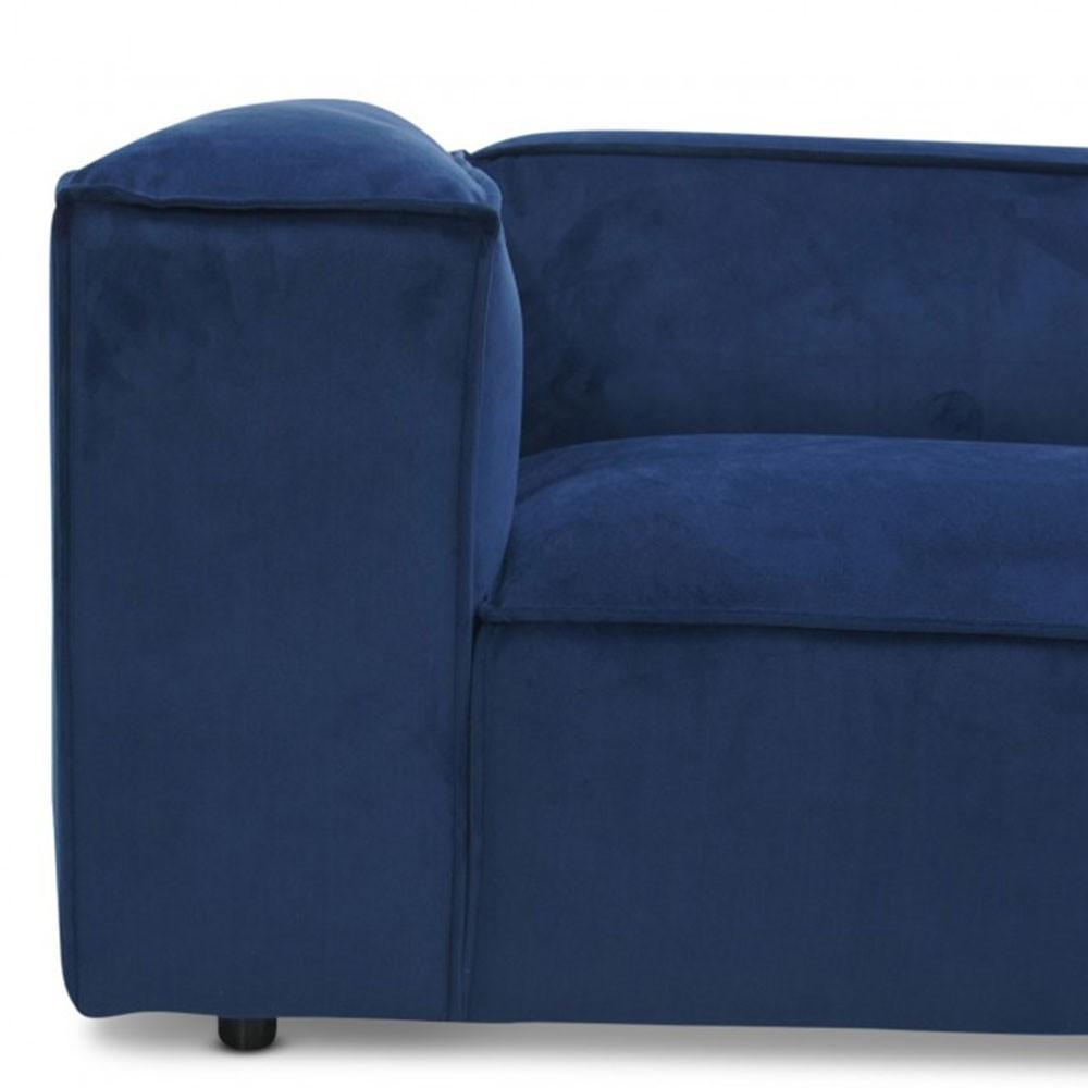 Dunbar sofa 3 seaters Juke 45 Blue Fést