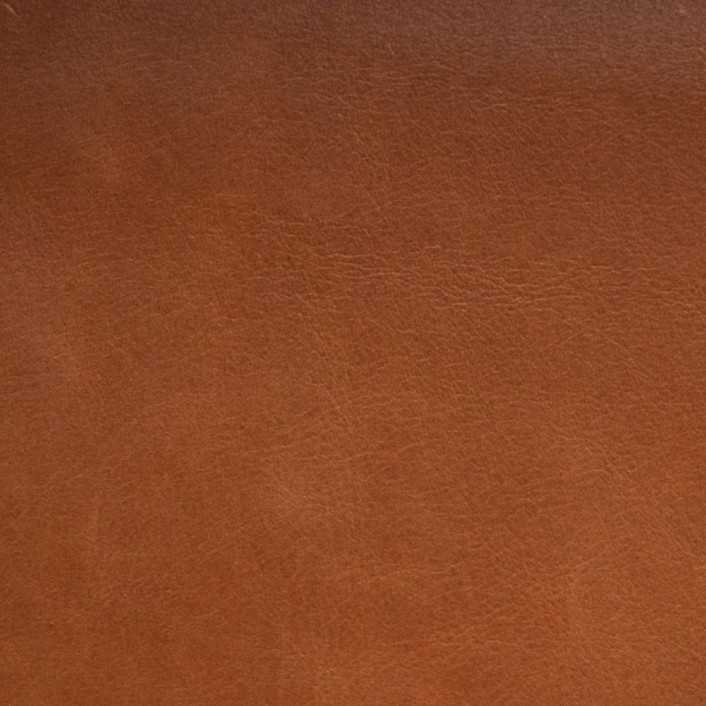 Dunbar sofa 2 seaters leather Da Silva 15006 Terracotta Fést