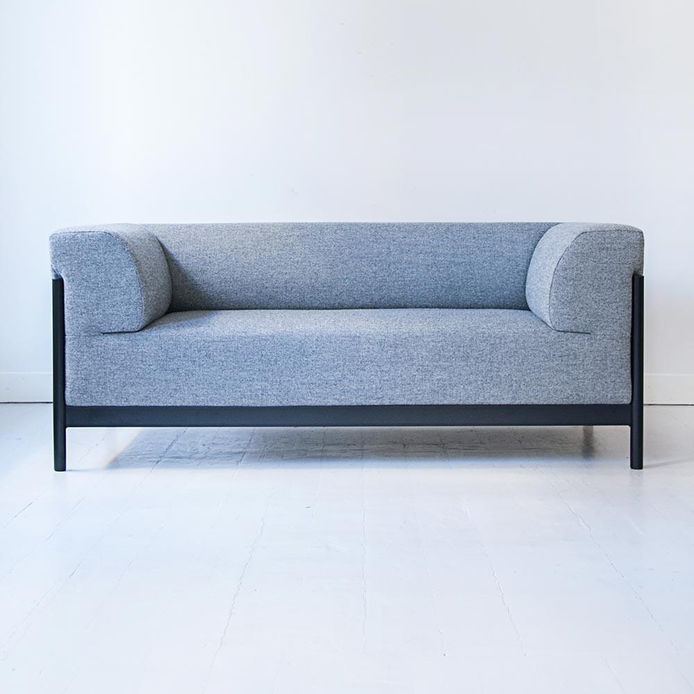 Kate sofa 2 seats Kvadrat Hallingdal 65 - 126 Fést