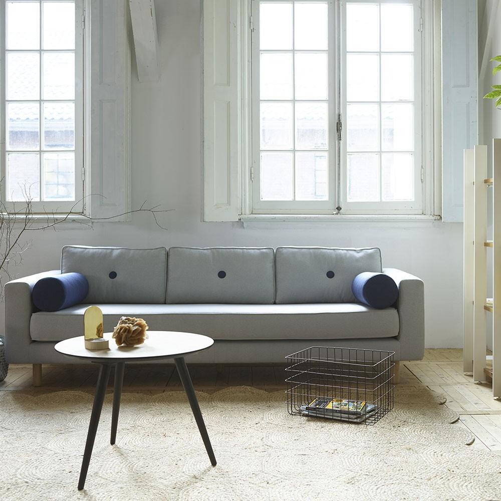 Avenue sofa 4 seats Kvadrat Hero 511 Fést