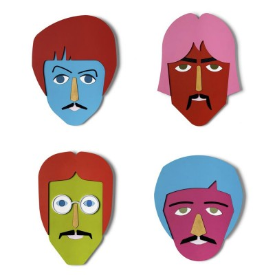Masque The Beatles Umasqu