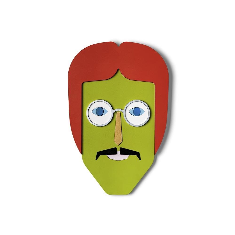 Het Beatles-masker Umasqu