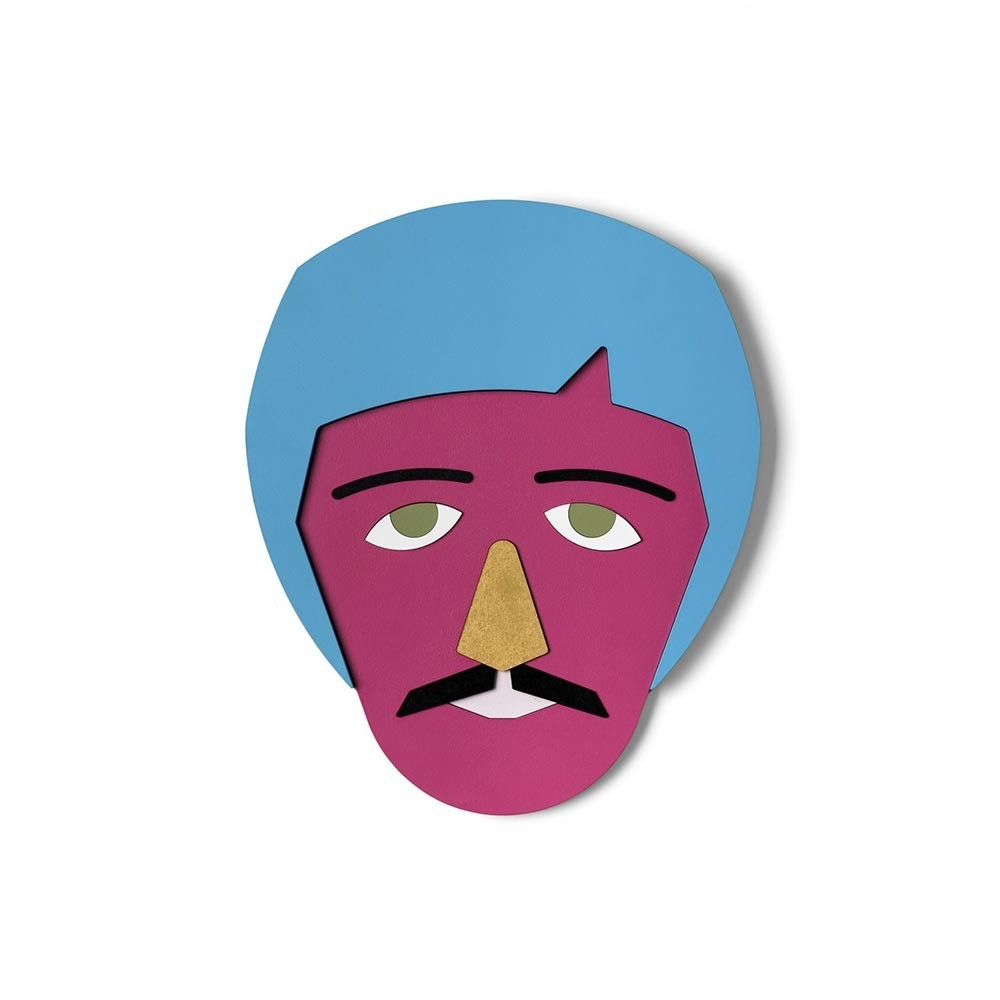 The Beatles mask Umasqu
