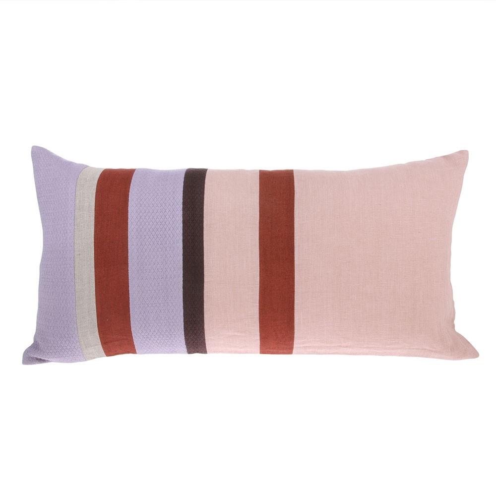 Linen striped cushion C HKliving