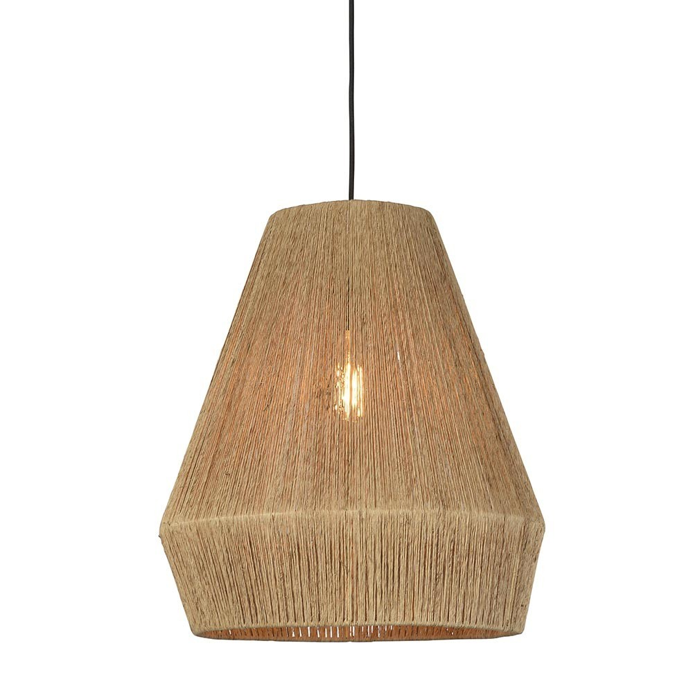 Suspension Iguazu jute naturel S Good & Mojo