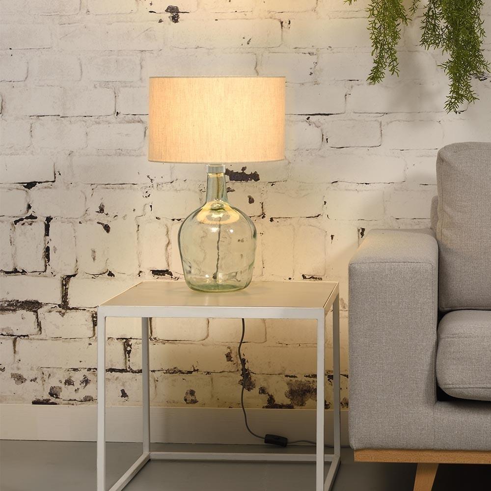 Murano table lamp light linen S Good & Mojo