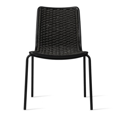 Oscar dining chair anthracite Vincent Sheppard