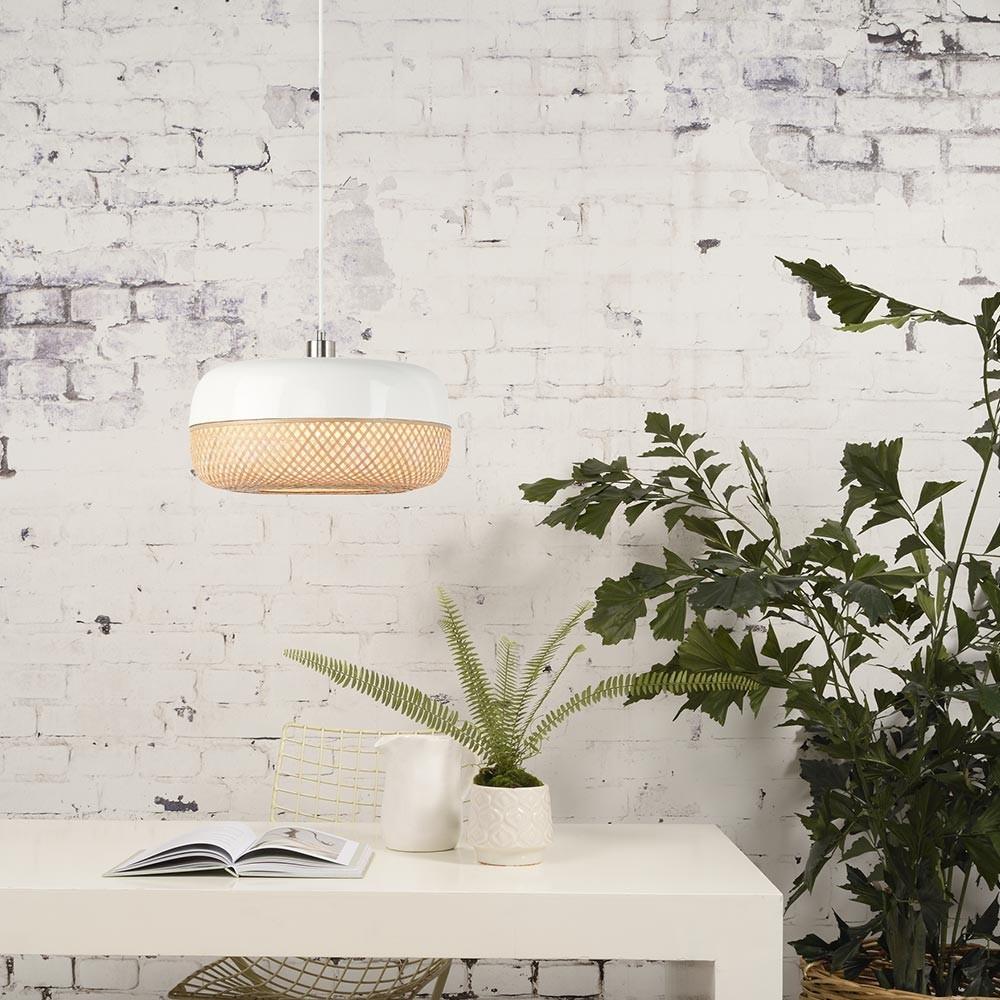 Mekong pendant lamp flat Good & Mojo