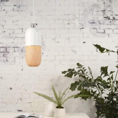 Mekong pendant lamp tube Good & Mojo