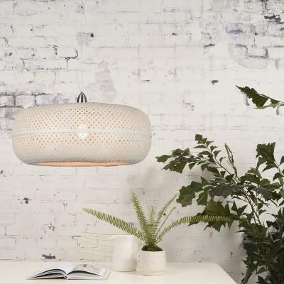 Palawan pendant lamp white Good & Mojo