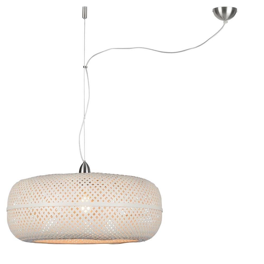 Palawan pendant lamp white Good & Mojo