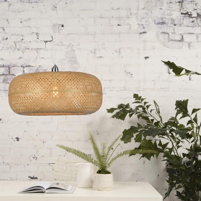 Palawan pendant lamp natural Good & Mojo