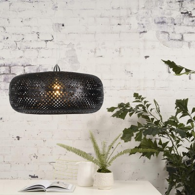 Palawan pendant lamp black Good & Mojo