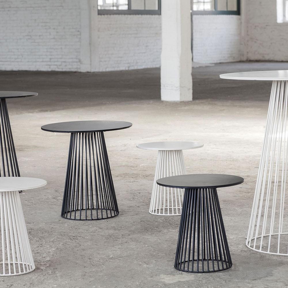 Garbo coffee table white Ø60 cm Serax