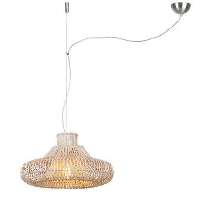 Kalahari pendant lamp rattan natural S Good & Mojo