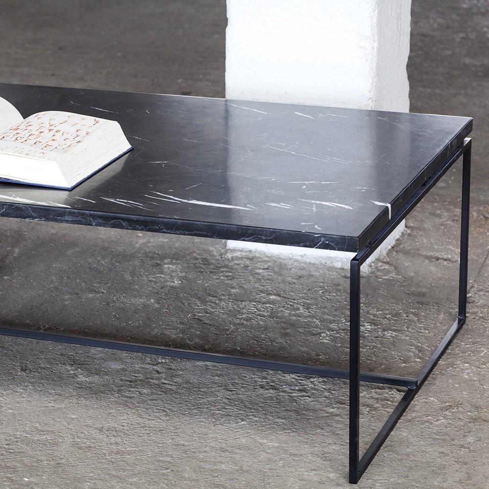 Dialect coffee table L Nero Serax
