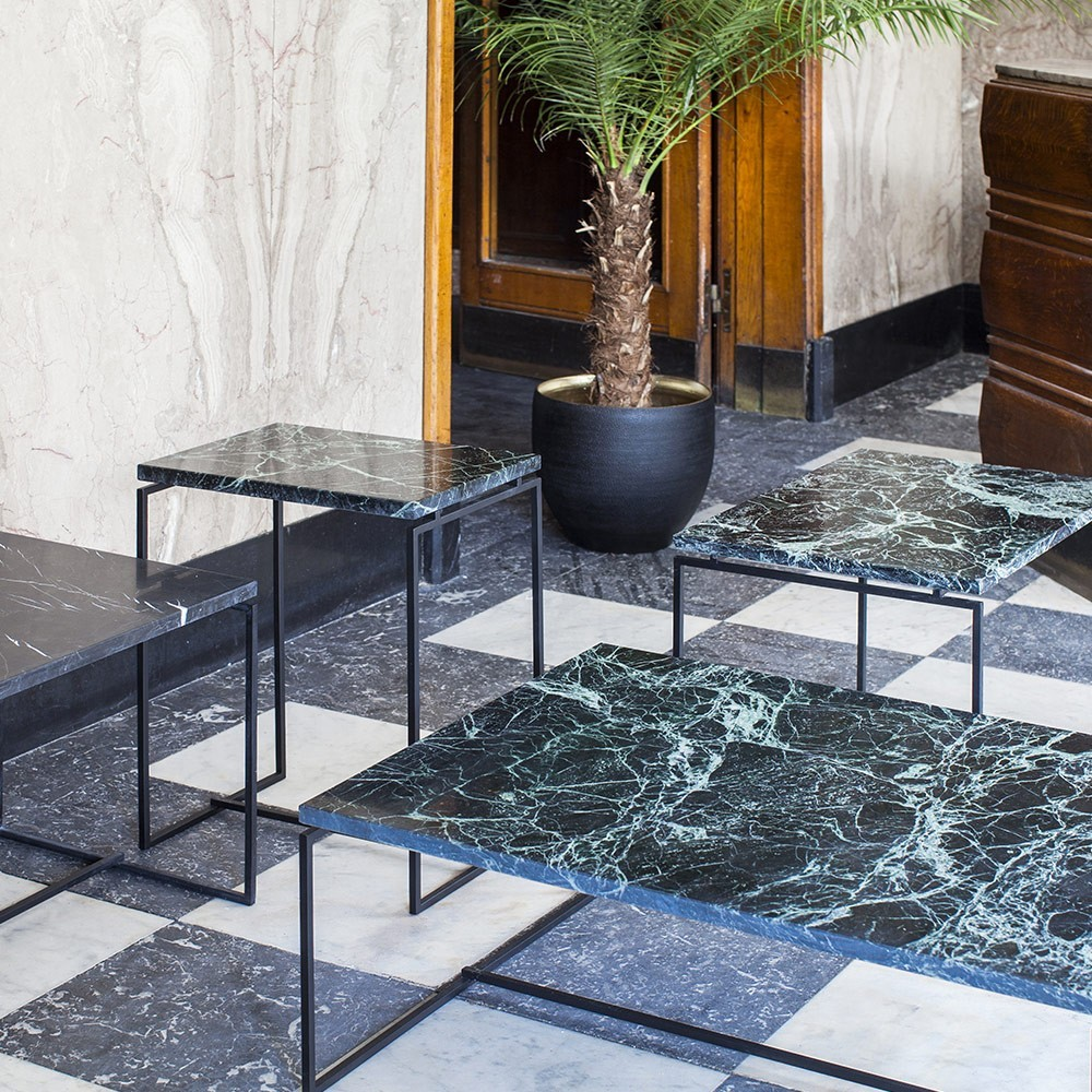 Dialect coffee table L Verde Serax