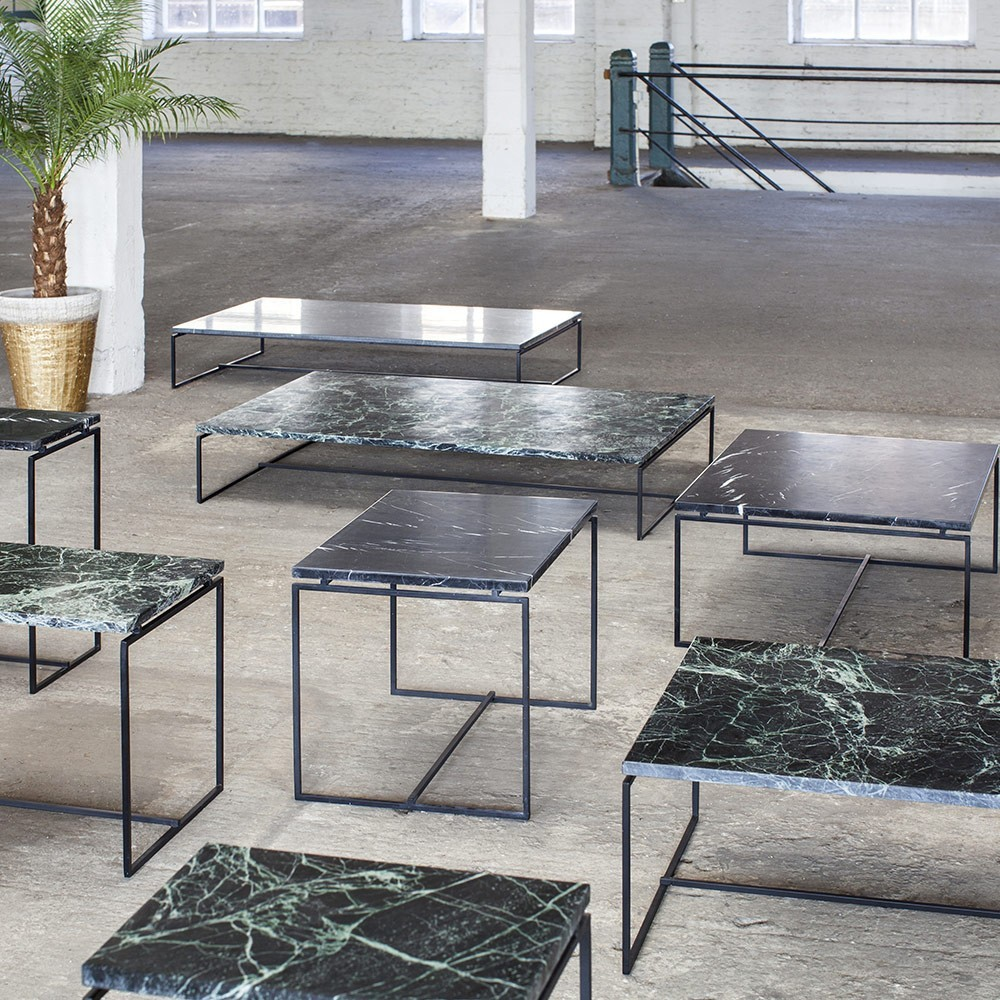 Dialect coffee table XL Nero Serax