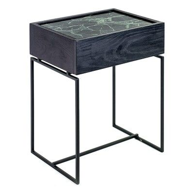 Dialect drawer table S Verde Serax