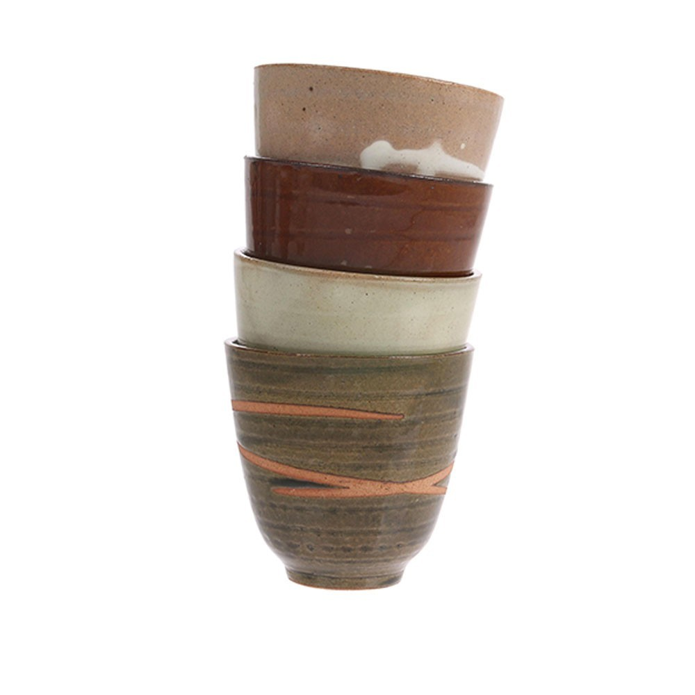 Yunomi japanese mugs (set of 4) HKliving