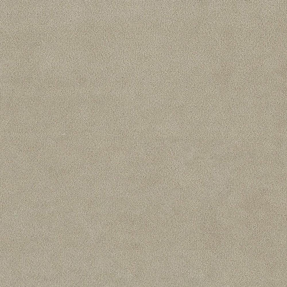 Bovari beige fluwelen poef ENOstudio
