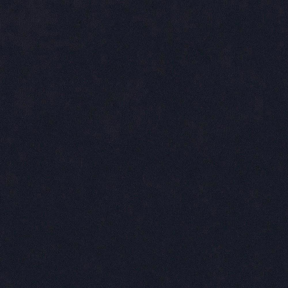 Bovari nachtblauwe fluwelen poef ENOstudio