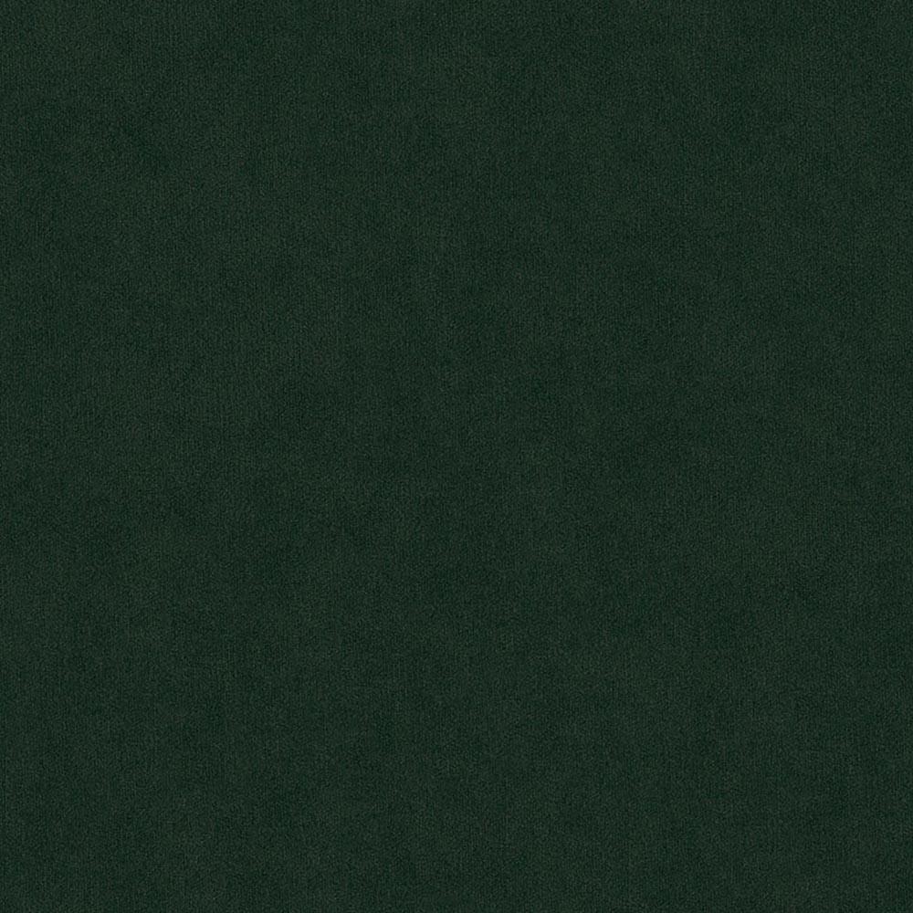 Ottoman Bovari velours vert canard ENOstudio