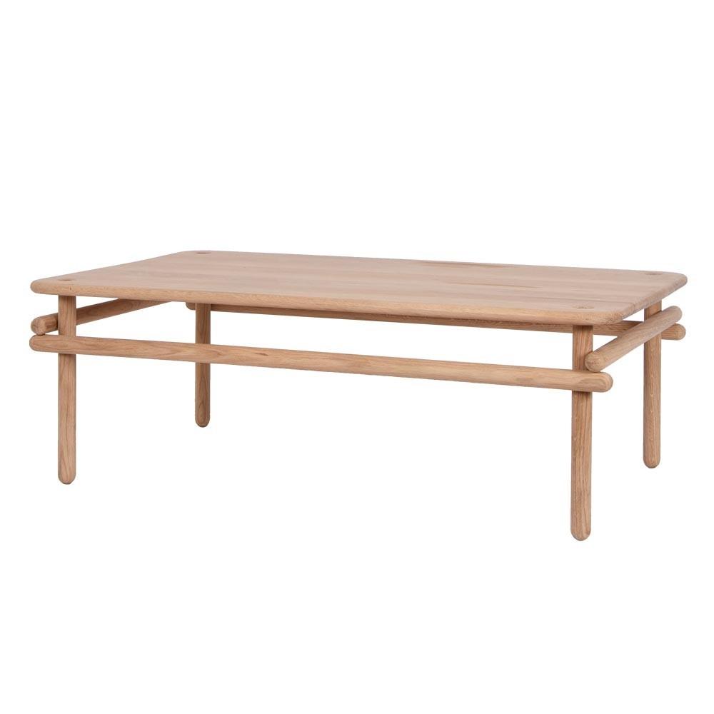 Woomar coffee table natural oak ENOstudio