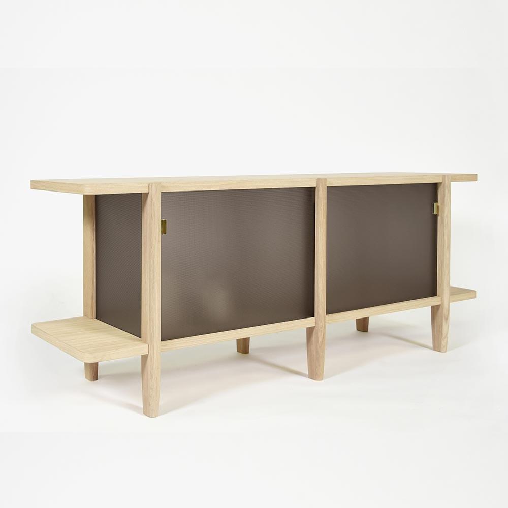 Cabinet Pavillon mocha ENOstudio