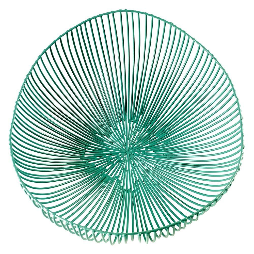 Plate ovale Meo light blue Serax