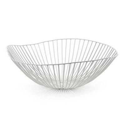 Cesira fruit basket white Serax