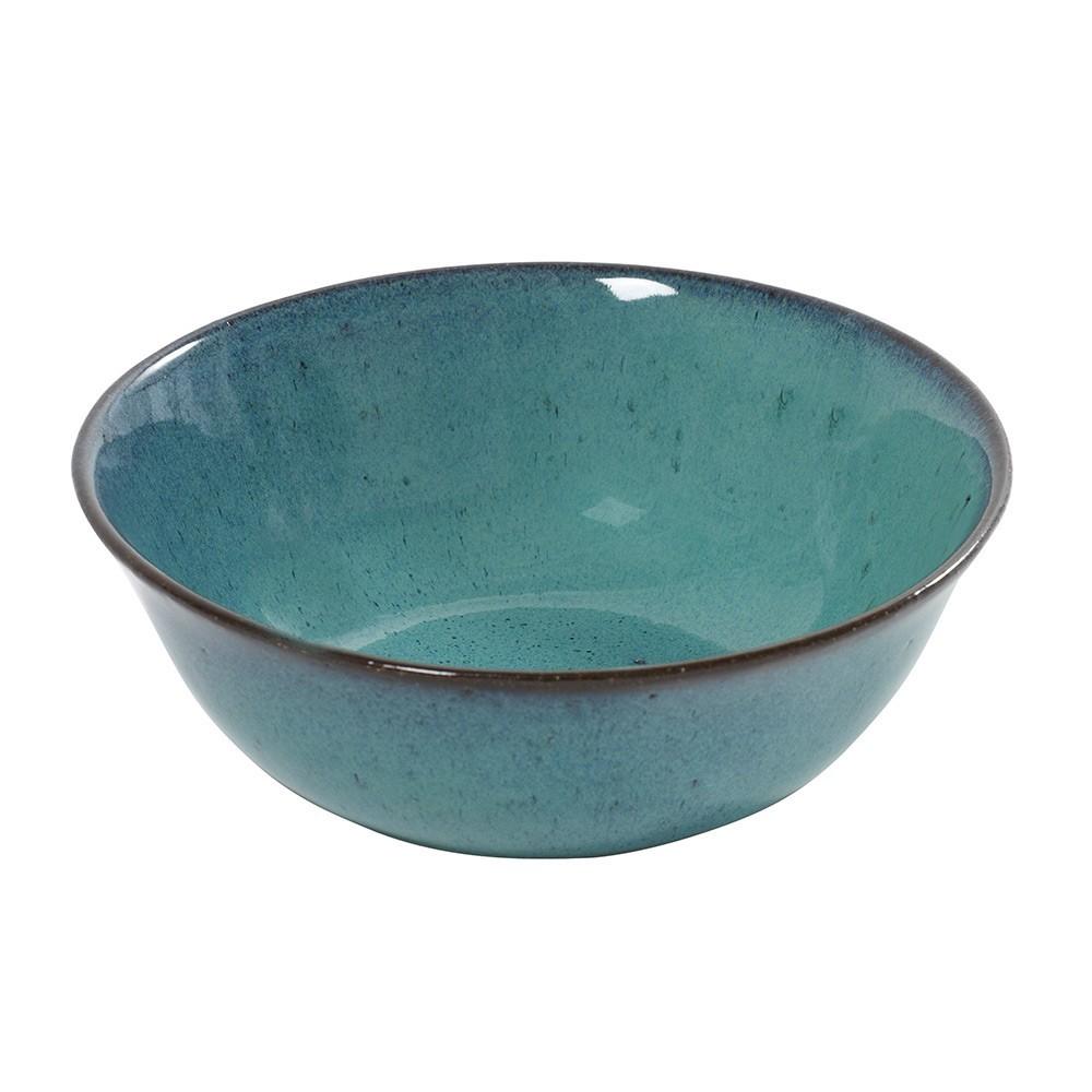 Bowl Aqua turquoise Ø18 cm (set of 6) Serax